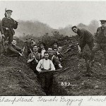 Berkhamsted trench digging (Chiltern Conservation Group)