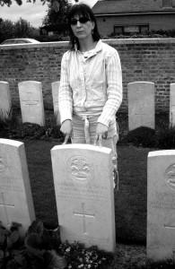 Mary Freeman with Raymond Lodge 2006